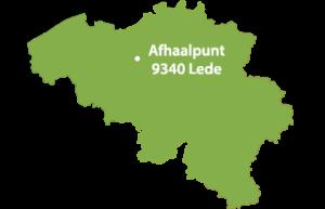Haagplanten in oost vlaanderen